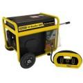 Stanley 5,000 Running-Watt, 6500 Surge/Peak-Watt Storm Gasoline Powered Portable Generator with Removable Generator Panel