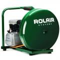 ROLAIR 2-HP 4.5-Gallon Professional Pancake Air Compressor