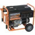 Generac 5945 GP5500 - 5500 Watt Portable Generator (CA Compliant)