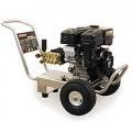Mi-T-M Professional 4000 PSI (Gas- Cold Water) Pressure Washer w/ Honda Engine