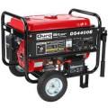 Durostar 4,400-Watt 7.0 Hp Gasoline Powered Electric Start Portable Generator with Wheel Kit
