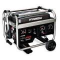 Hyundai 4,000-Watt Gasoline Powered Professional Portable Generator