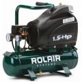 ROLAIR 1.5-HP 2.5-Gallon Professional Hot Dog Air Compressor