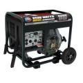 All Power 6,500-Watt 10 HP Diesel Generator with Electric Start Battery