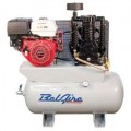 BelAire 13-HP 30-Gallon Two-Stage Truck-Mount Air Compressor w/ Honda Engine