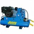 Jenny 5.5-HP 8-Gallon Wheelbarrow Air Compressor w/ Honda Engine