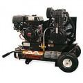 Mi-T-M 7.5-HP 8-Gallon Two-Stage Wheelbarrow Air Compressor w/ Honda Engine