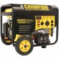 Champion 46539 - 3500 Watt Electric Start Portable Generator w/ RV Plug & Wireless Remote