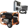 Generac GP5500 - 5500 Watt Portable Generator w/ Power Transfer Kit