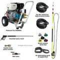 Pressure-Pro Basic Start Your Own Pressure Washing Business Kit With CAT Pump & Electric Start