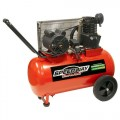 Speedway 2-HP 20-Gallon Dual-Voltage (Belt Drive) Air Compressor