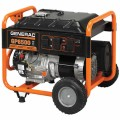 Generac GP6500 - 6500 Watt Portable Generator (CA Compliant)
