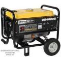 Durostar 4,000-Watt Yellow 7.0 Hp Air Cooled OHV Gasoline Powered Portable RV Generator