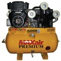 MAXair 15-HP 55-Gallon Truck Mount Air Compressor w/ Electric Start