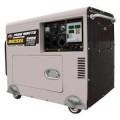 All Power 7,000-Watt 418 cc Diesel Generator with Digital Panel and Battery