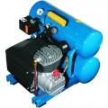 Jenny 2-HP 4-Gallon Contractor Twin Stack Air Compressor