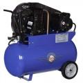 Quincy Air Master 2-HP 20-Gallon (Belt Drive) Single Stage Cast-Iron Air Compressor Q12120P