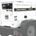 Multiquip DA7000SSA2 - 6000 Watt Professional Portable Diesel Generator