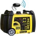 Champion 75537i - 2800 Watt Electric Start Inverter Generator w/ RV Plug & Wireless Remote