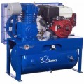 Quincy 13-HP 30-Gallon Two-Stage Truck Mount Air Compressor w/ Honda Engine G213H30HCB
