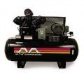 Mi-T-M 10-HP 120-Gallon Two-Stage Air Compressor (230V 3-Phase)
