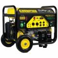 Champion 71531 - 7500 Watt Electric Start Dual Fuel Portable Generator