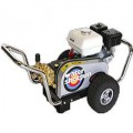 Simpson Professional 3500 PSI (Gas-Cold Water) Belt-Drive Pressure Washer