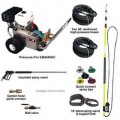 Pressure-Pro Basic Start Your Own Pressure Washing Business Kit With Cat Pump & Belt-Drive